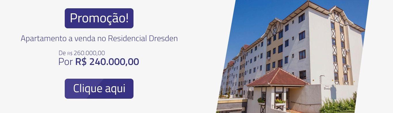 Apartamento - Residencial Dresden
