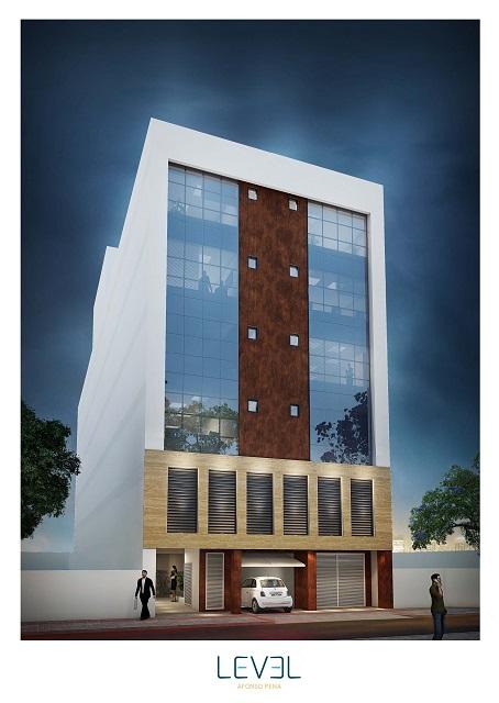 Edificio  Comercial LEVEL AFONSO PENA  - Centro