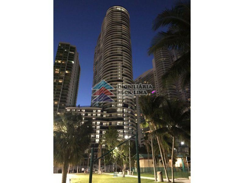 Apartamento à Venda -  Aria on The Bay - Miami