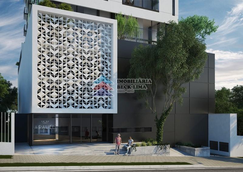 Apartamento a Venda - Edifício Arauco - Centro - 1305 - Apartamento Duplo