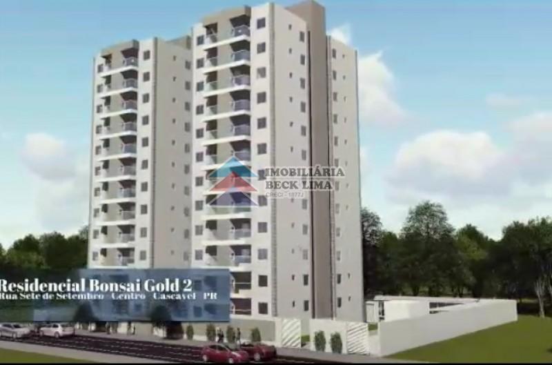APARTAMENTO A VENDA LANÇAMENTO - Edificio Bonsai Gold 2 - 1º