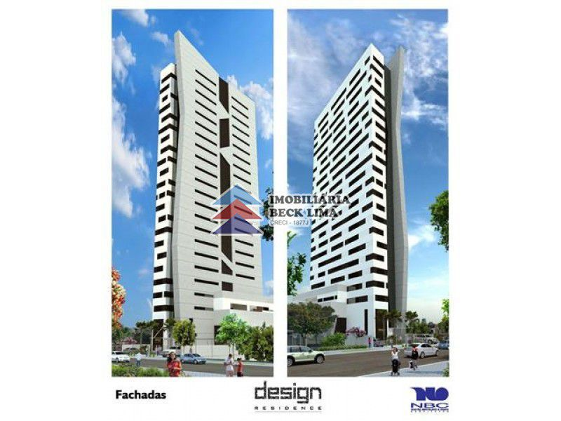 Apartamento a Venda  - LANÇAMENTO - Edificio Design Residence - centro -301
