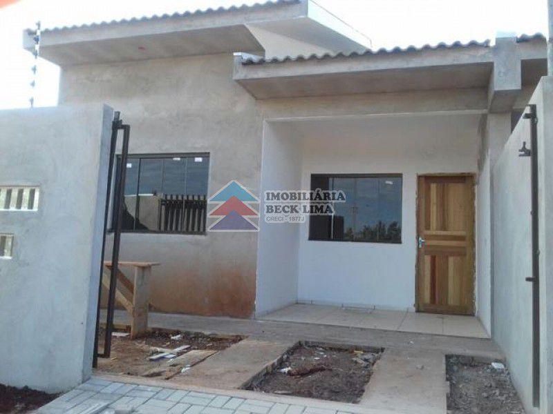 Casa a Venda em Santa Tereza - Rua Paranavai - Pontal da Natureza