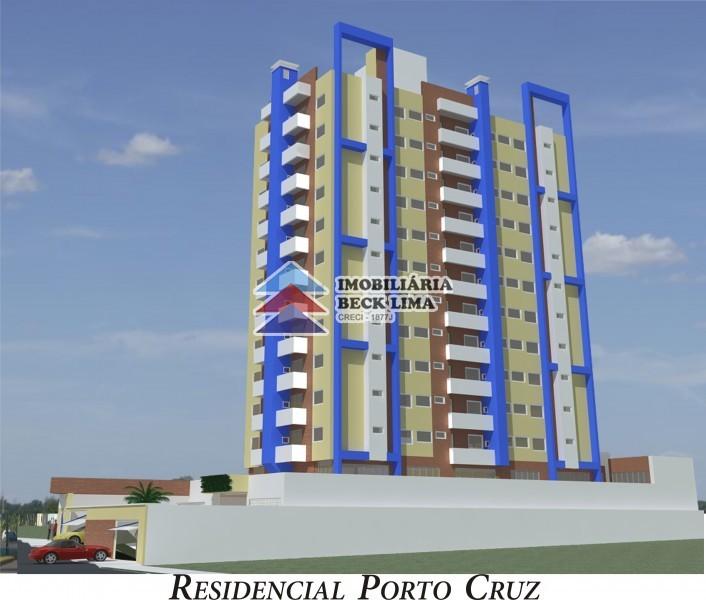 VENDE-SE UM ANDAR INTEIRO - Residencial Porto Cruz - Centro