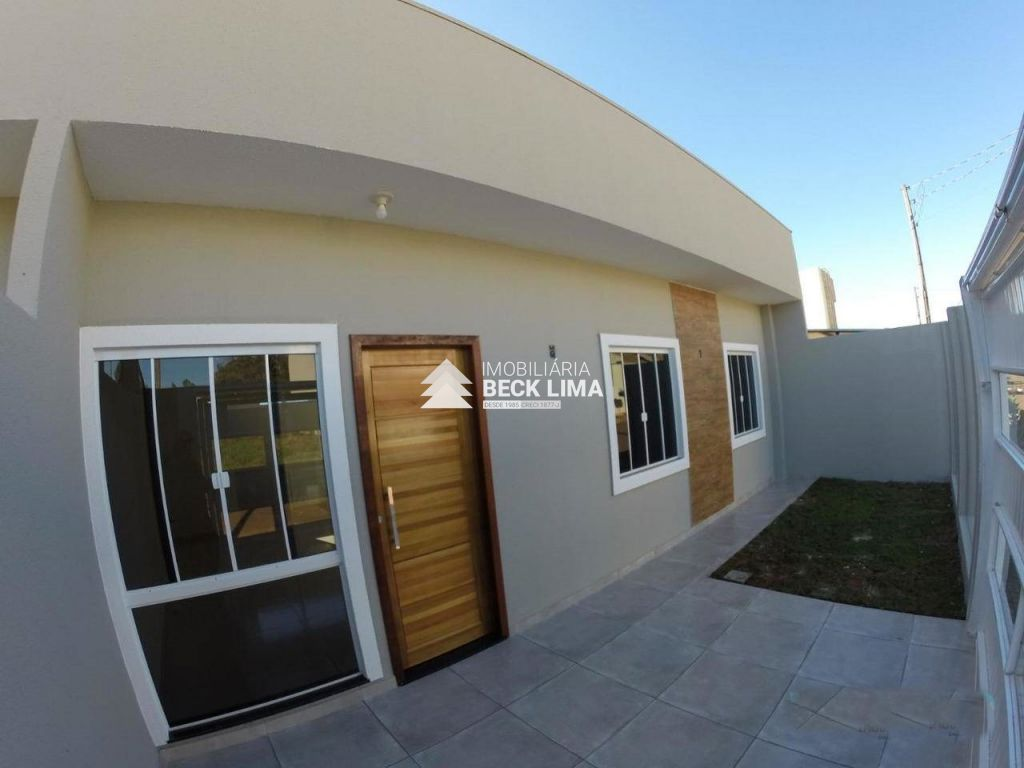 Casa a Venda - Rua Olga Elisa Colombo Bortolotto -  Bairro Santa Fé