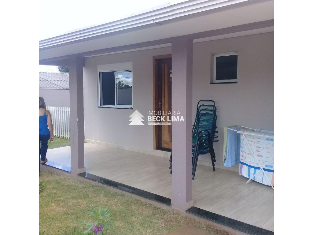 Casa a Venda - Rua Clodoaldo Ursulano - Santa Felicidade
