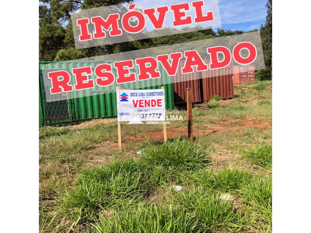 EXCELENTE AREA RURAL DE FRENTE PARA BR 277 -São João