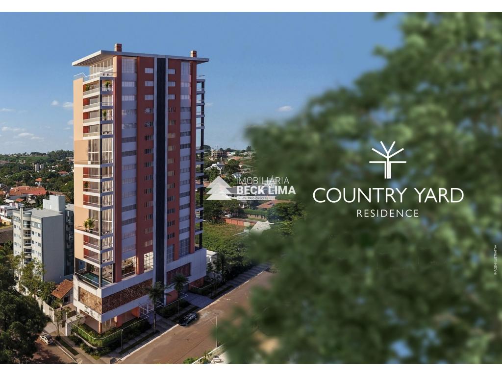 LANÇAMENTO - Apartamento a Venda  - Edificio Country Yard - 401