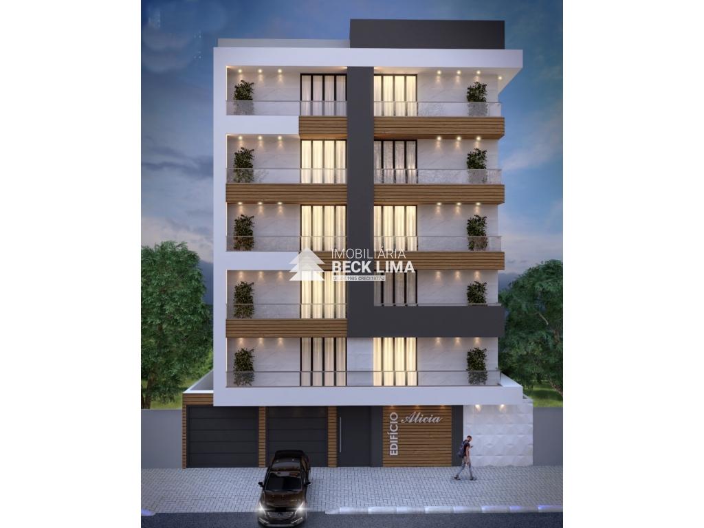 Apartamento a Venda - Edificio Alicia - Centro
