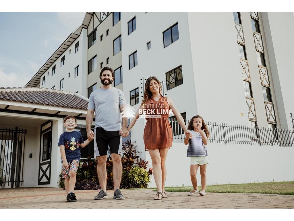 Apartamentos a Venda - Residencial Blumengarten - Pioneiros Catarinenses