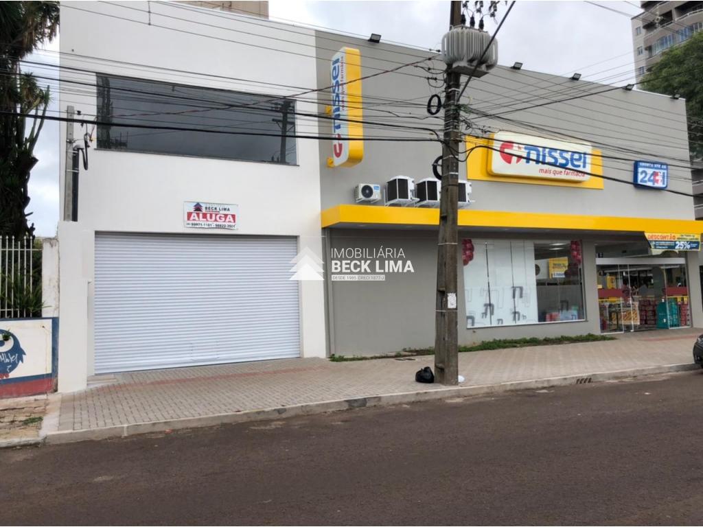 SALA PARA LOCAÇÃO - Rua Paraná esq. Rua Dom Pedro II - Centro