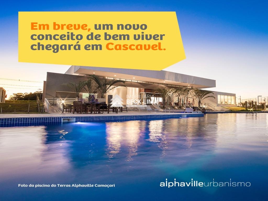 LANÇAMENTO ALPHAVILLE - Terrenos Condominio TERRAS ALPHA - Fag