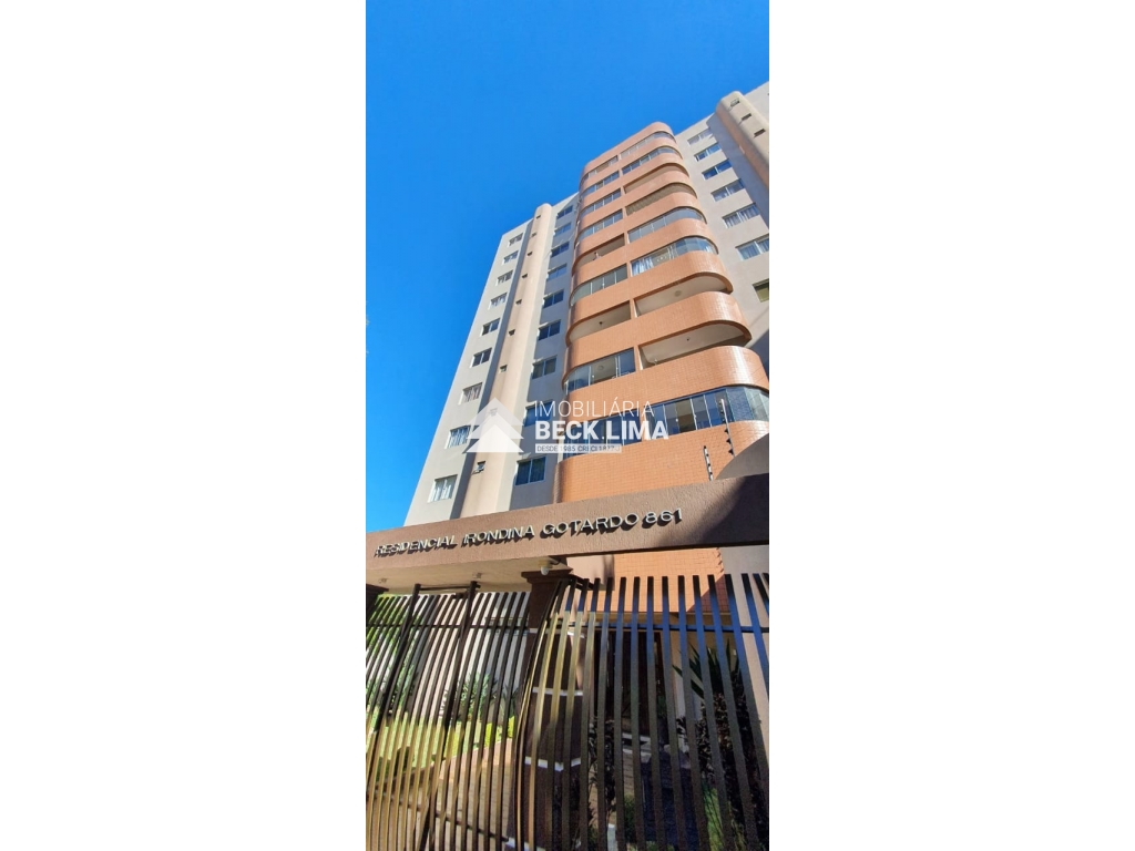 Apartamento a Venda - Residencial Irondina Gotardo - Centro