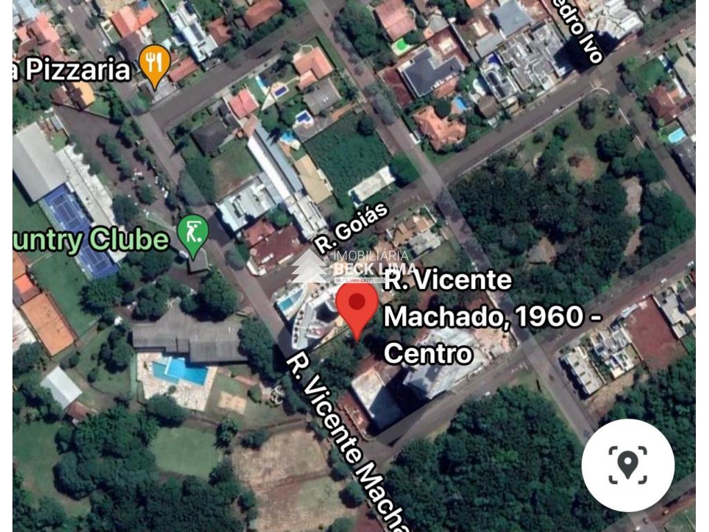 Terrenos a Venda - Rua Vicente Machado - Bairro Country
