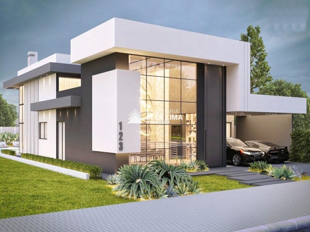 Casa a Venda - Condominio Treviso - Rua Bologna - Bairro Fag - 11