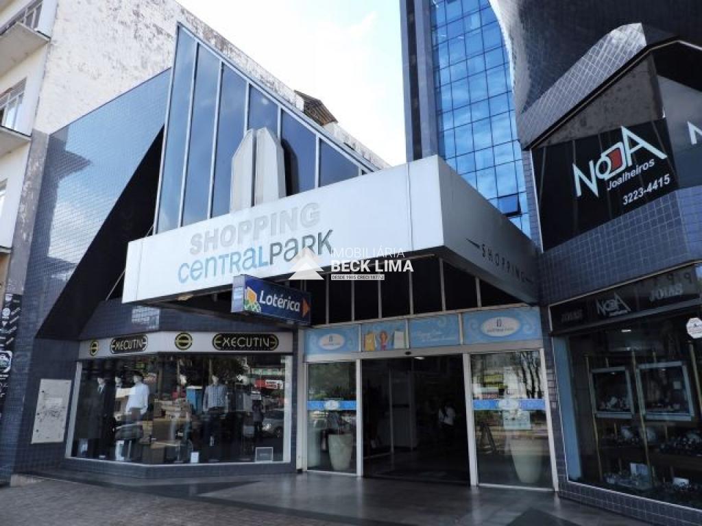 Sala a Venda - Edificio Central Park - Centro - 20-B